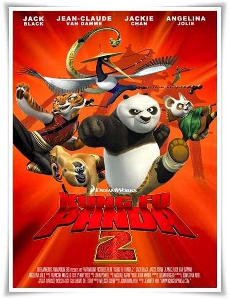 panda kung fu 2 in english download torrent