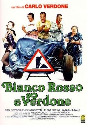 Bianco, rosso e Verdone (1981) Dvd9 Copia 1:1 ITA