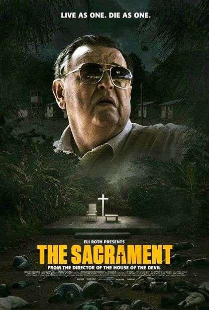 The Sacrament 2014