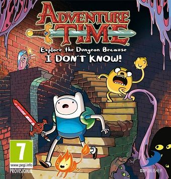 [PC] Adventure Time: Explore the Dungeon Because I Don't Know! - SUB ITA