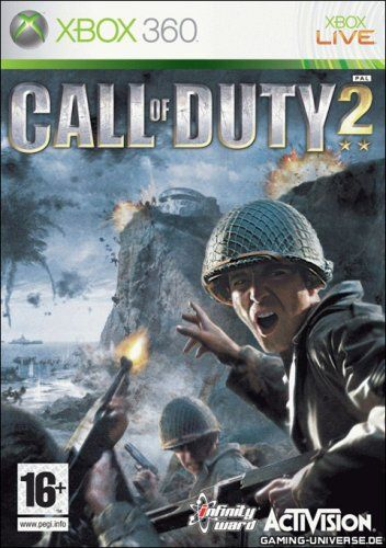 Call Of Duty 2 Deploys on Xbox Live.