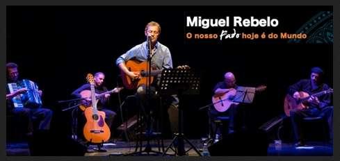 Miguel Rebelo Fado Mundo