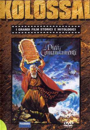 I Dieci Comandamenti - The Ten Commandments [Edizione Speciale] (1956) 2 x Dvd5 Custom ITA - MULTI