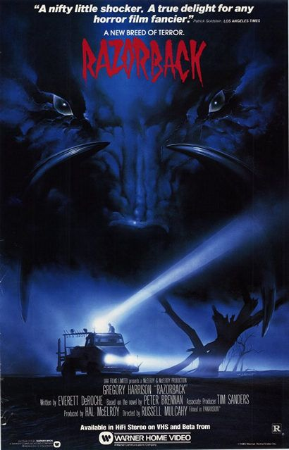 Razorback 1984 - Los colmillos del infierno