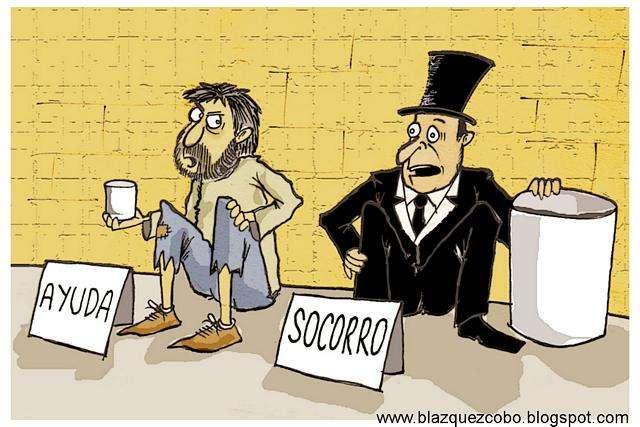Noticias Curiosas - Pobre hombre rico viviendo en deudocracia