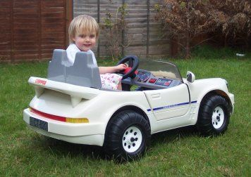 Does Anyone Have A Power Wheels 911 Turbo Battery Powered Kids Car