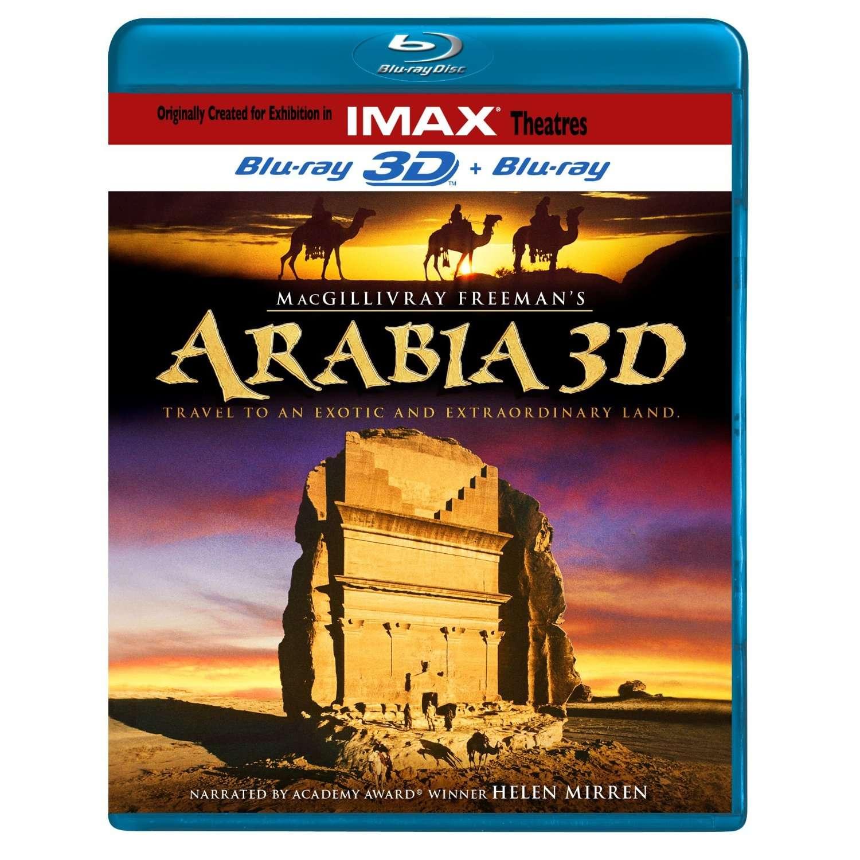 IMAX Arabia 3D (2011) .MKV 3D 1080p O/U DTS AC3 ITA ENG