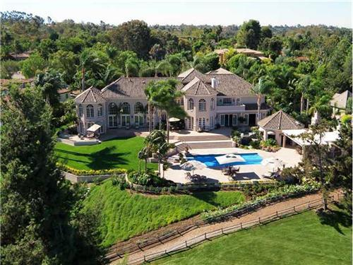 Luxury Rancho Santa Fe Real Estate