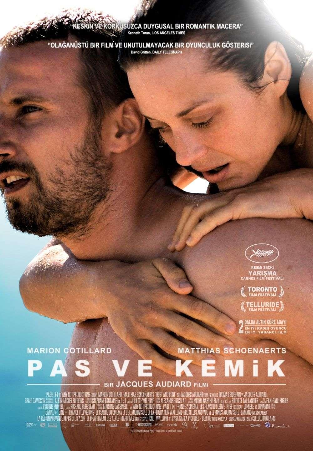 Pas ve Kemik - 2012 BRRip XviD - Türkçe Dublaj Tek Link indir