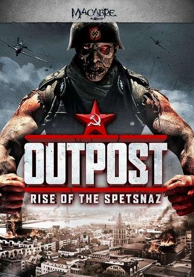 Sığınak 3 - Outpost: Rise of the Spetsnaz - 2013 Türkçe Dublaj MKV indir