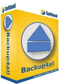 Backup4all Pro v4.9 Build 291 Türkçe