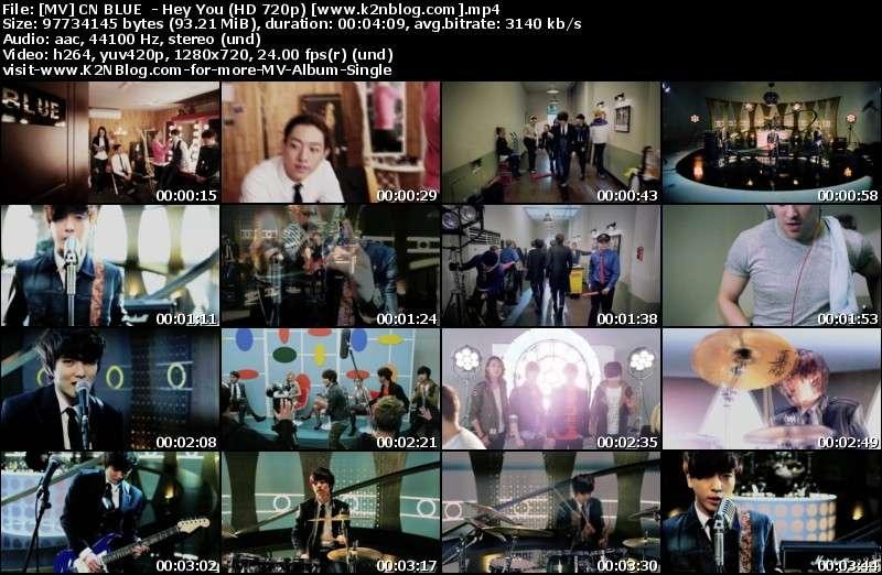[MV] CN BLUE - EAR FUN (HD 720p Youtube)