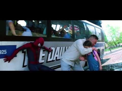 Ve el trailer Internacional de The Amazing Spider-Man 2